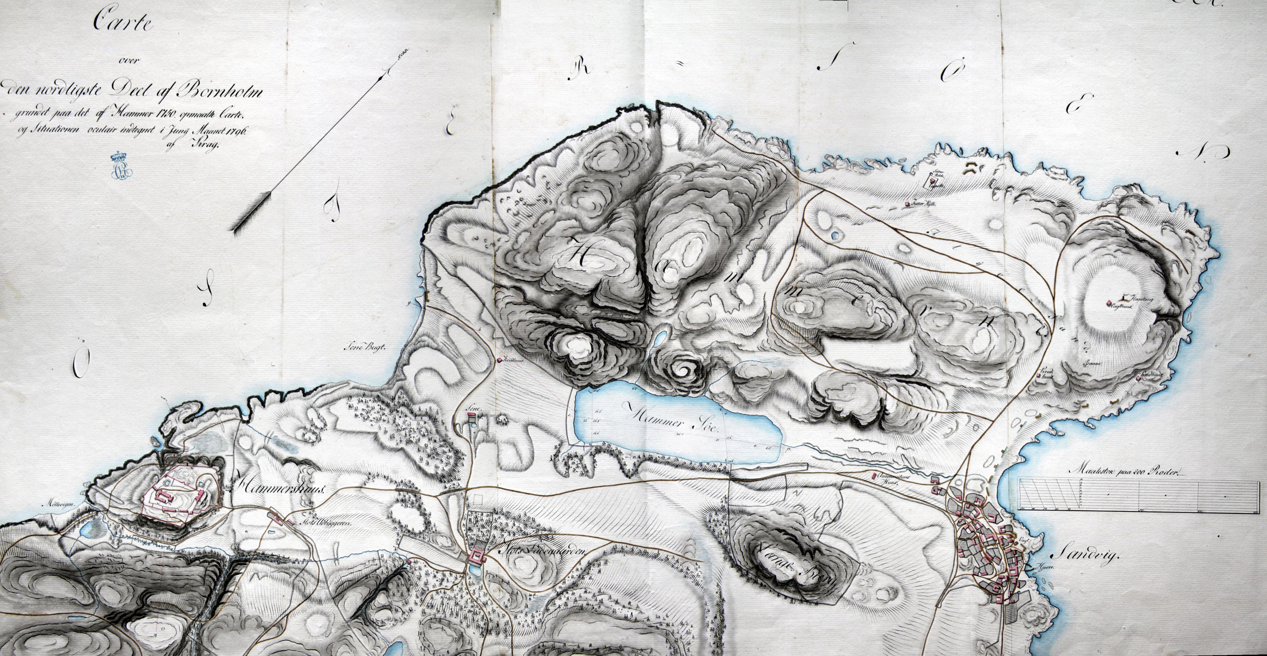 Nordbornholm 1790
