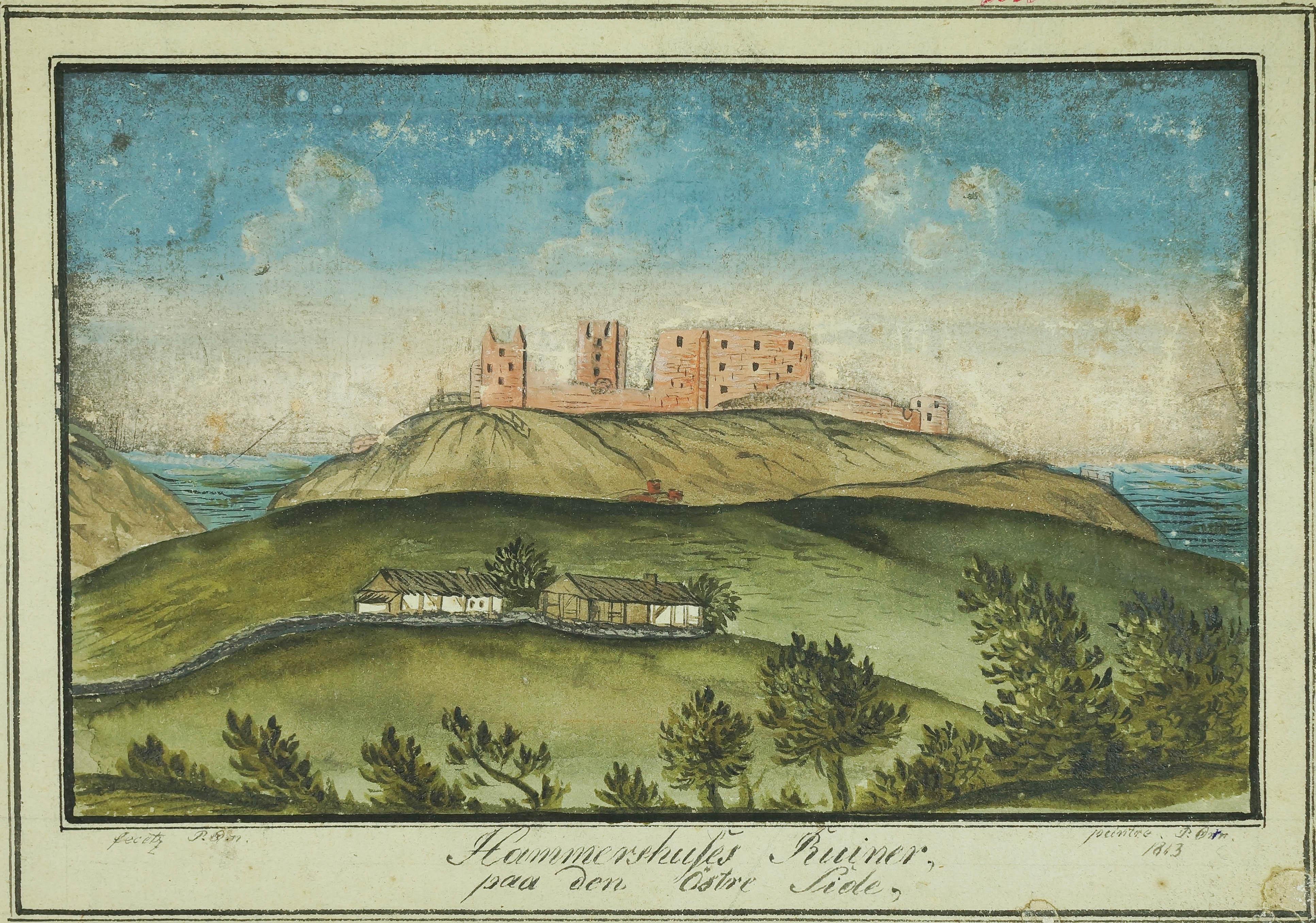 1812Hammershus