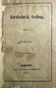 BornholmskOrdbog