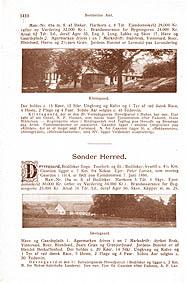 la Cour Danske Gaarde III 4 bind - nørre herred billeder 27