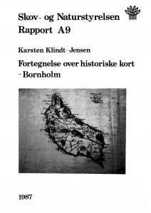 ortegnelse over bornholmske historiske kort omslag_Side_1