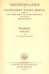 Danmarks Riges breve