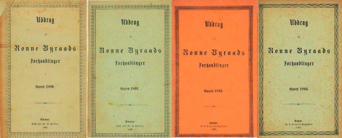 1889 til 1900