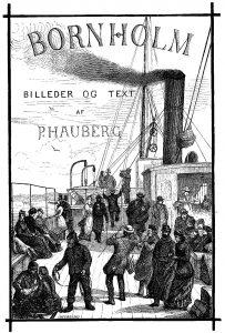 1894 Bornholm P Hauberg 2